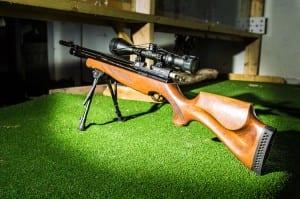 Air Rifle Shooting | Wall Eden Adventure