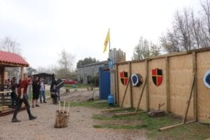 Axe Throwing experience Somerset
